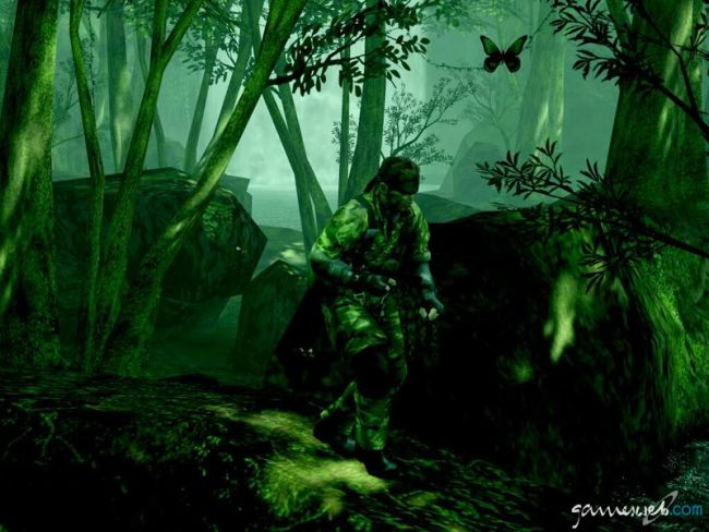 Metal Gear Solid 3: Snake Eater  Archiv - Screenshots - Bild 116