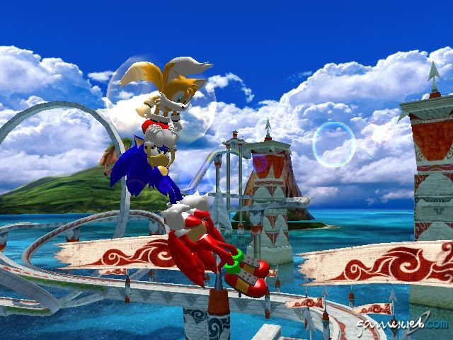 Sonic Heroes  Archiv - Screenshots - Bild 4