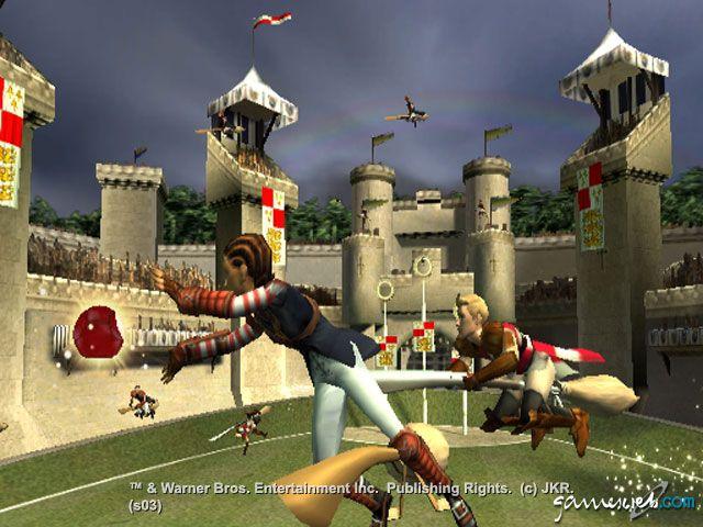 Harry Potter: Quidditch-Weltmeisterschaft  Archiv - Screenshots - Bild 7