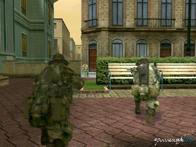 Ghost Recon: Jungle Storm  Archiv - Screenshots - Bild 46