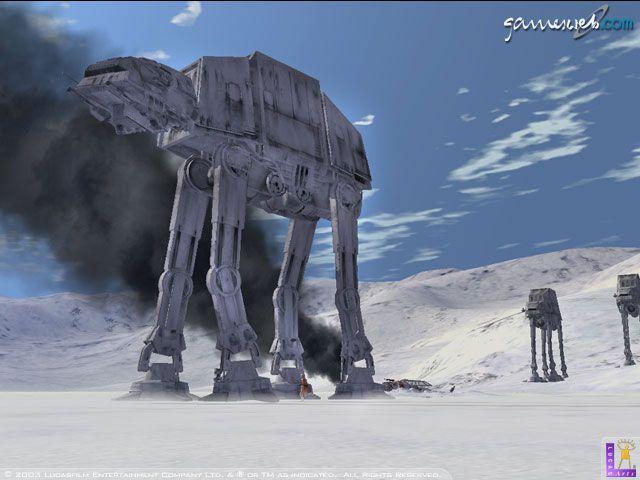 Star Wars Rogue Squadron III: Rebel Strike  Archiv - Screenshots - Bild 6
