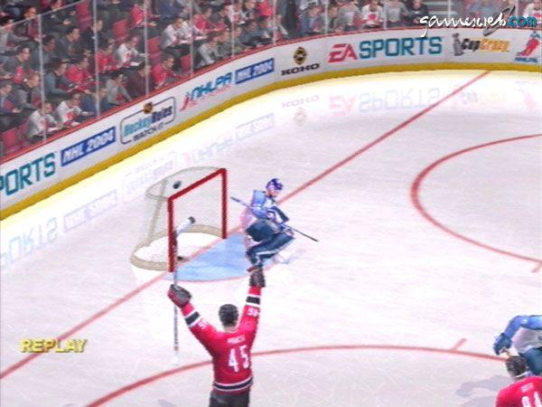 NHL 2004 - Screenshots - Bild 21