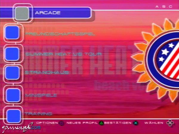 Summer Heat Beach Volleyball - Screenshots - Bild 19