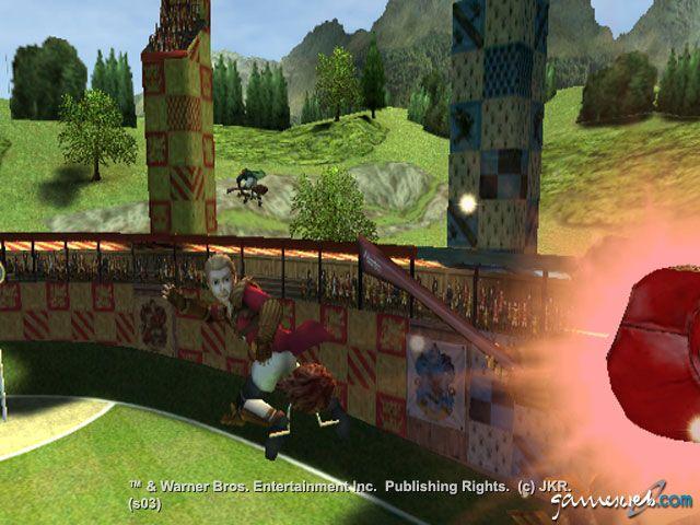 Harry Potter: Quidditch-Weltmeisterschaft  Archiv - Screenshots - Bild 11