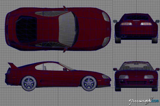 Need for Speed Underground  Archiv - Artworks - Bild 11
