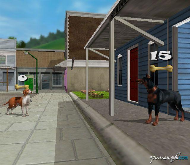 Dog's Life  Archiv - Screenshots - Bild 2