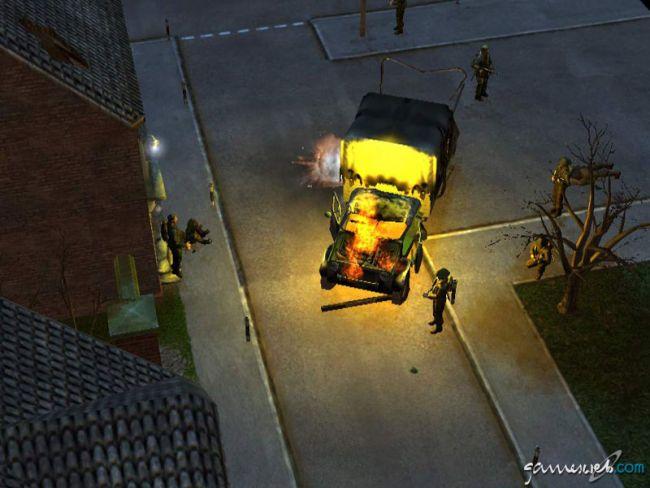 Silent Storm  Archiv - Screenshots - Bild 8