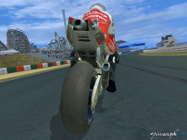 MotoGP: Ultimate Racing Technology 2 - Screenshots - Bild 2