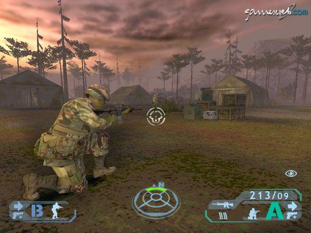 Ghost Recon: Jungle Storm  Archiv - Screenshots - Bild 40