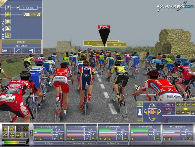 Radsport Manager 2003-2004 - Screenshots - Bild 19