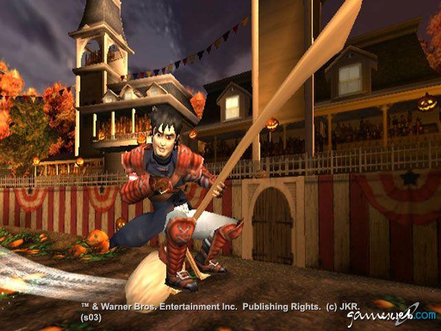 Harry Potter: Quidditch-Weltmeisterschaft  Archiv - Screenshots - Bild 27