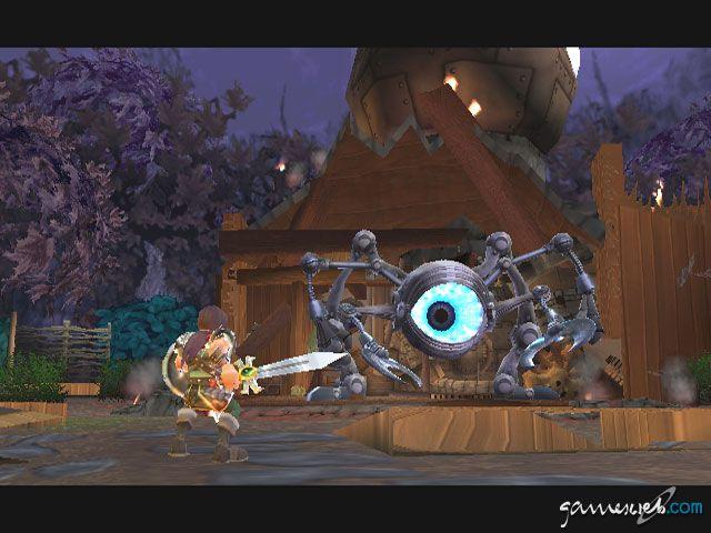 Maximo vs. Army of Zin  Archiv - Screenshots - Bild 2