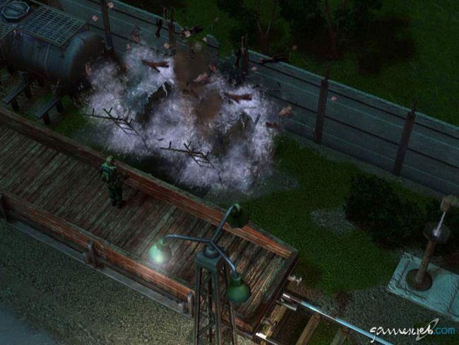 Silent Storm  Archiv - Screenshots - Bild 7