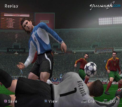 Pro Evolution Soccer 3  Archiv - Screenshots - Bild 15