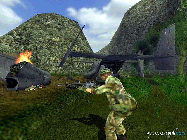 Ghost Recon: Jungle Storm  Archiv - Screenshots - Bild 43