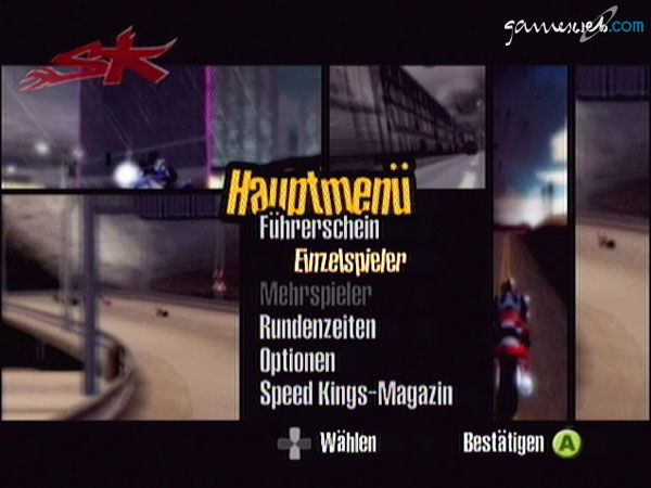 Speed Kings - Screenshots - Bild 16