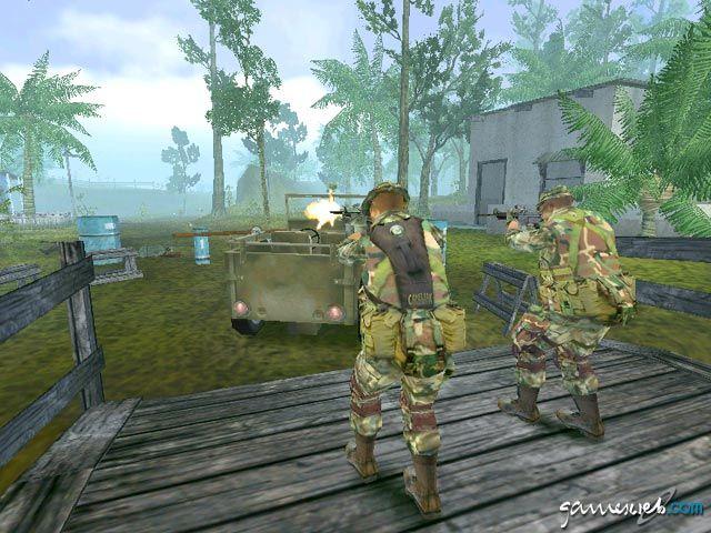 Ghost Recon: Jungle Storm  Archiv - Screenshots - Bild 51