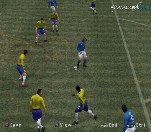 Pro Evolution Soccer 3  Archiv - Screenshots - Bild 4