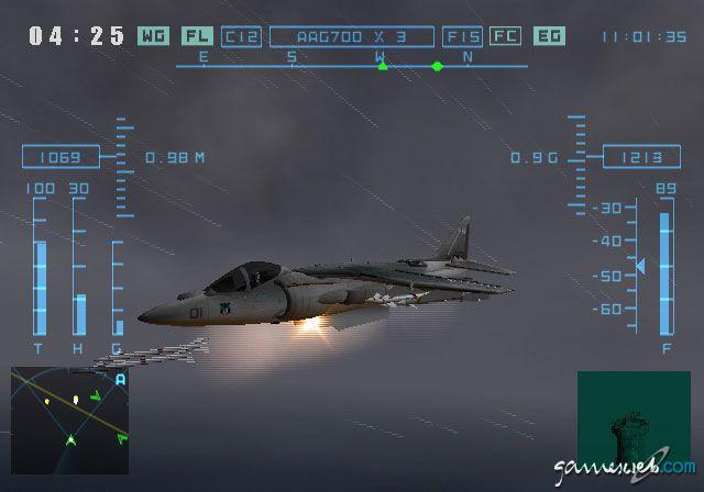 Lethal Skies 2  Archiv - Screenshots - Bild 3