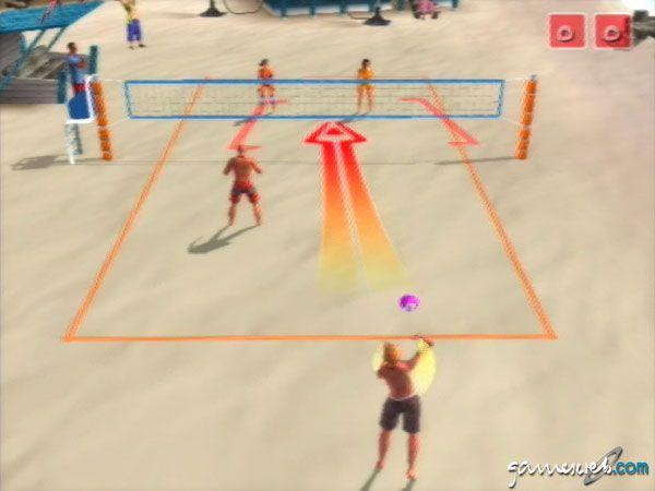 Summer Heat Beach Volleyball - Screenshots - Bild 17