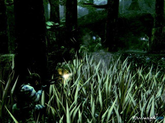 Metal Gear Solid 3: Snake Eater  Archiv - Screenshots - Bild 115