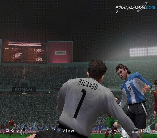 Pro Evolution Soccer 3  Archiv - Screenshots - Bild 14
