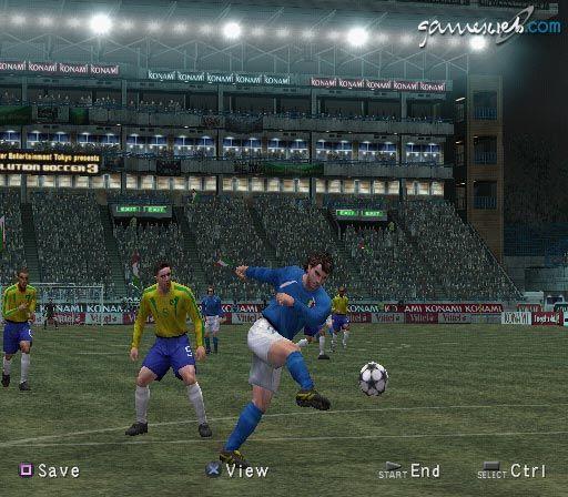 Pro Evolution Soccer 3  Archiv - Screenshots - Bild 10