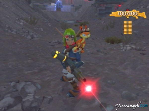 Jak 2: Renegade - Screenshots - Bild 8