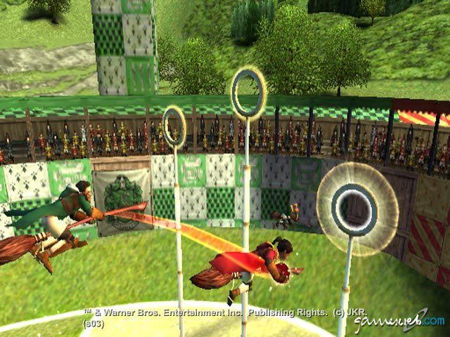 Harry Potter: Quidditch-Weltmeisterschaft  Archiv - Screenshots - Bild 15