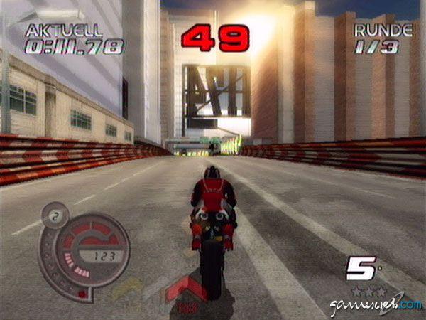 Speed Kings - Screenshots - Bild 9