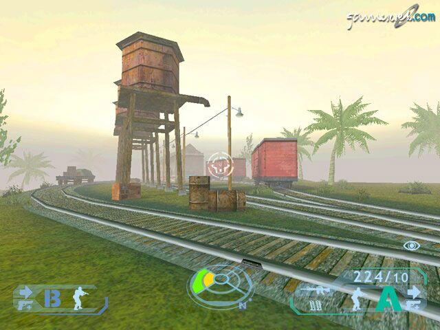 Ghost Recon: Jungle Storm  Archiv - Screenshots - Bild 64