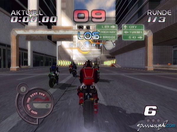 Speed Kings - Screenshots - Bild 2