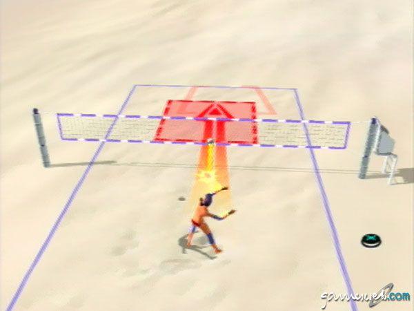 Summer Heat Beach Volleyball - Screenshots - Bild 9