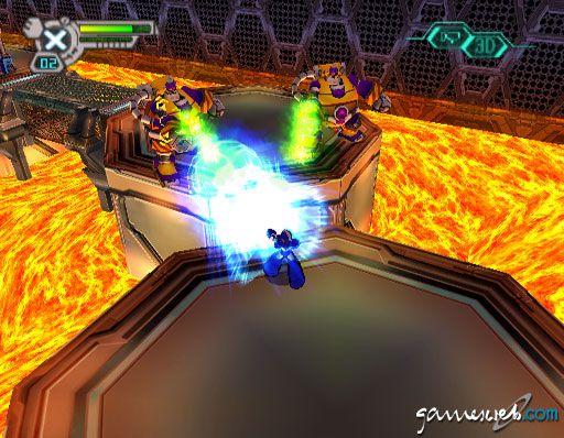 MegaMan X7  Archiv - Screenshots - Bild 3
