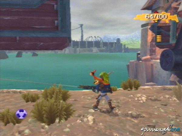 Jak 2: Renegade - Screenshots - Bild 16
