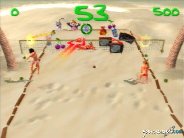 Summer Heat Beach Volleyball - Screenshots - Bild 6