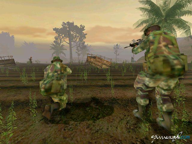 Ghost Recon: Jungle Storm  Archiv - Screenshots - Bild 41