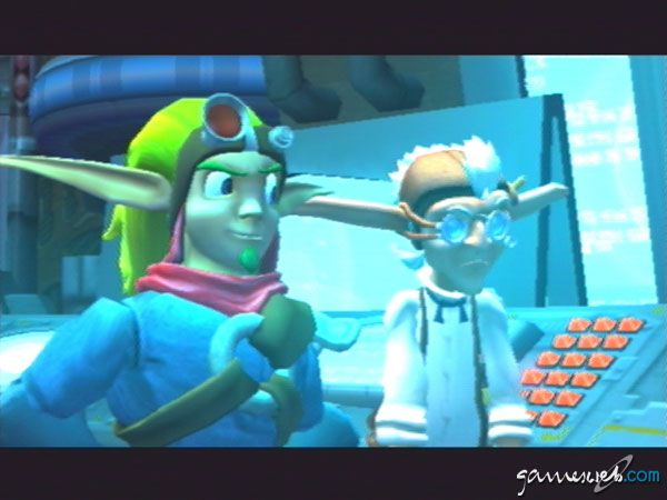 Jak 2: Renegade - Screenshots - Bild 18