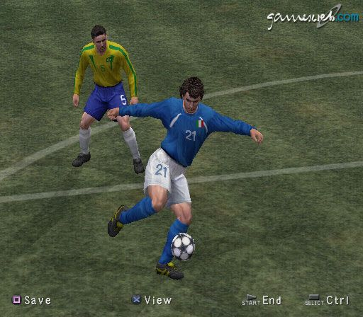 Pro Evolution Soccer 3  Archiv - Screenshots - Bild 9
