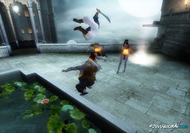 Prince of Persia: The Sands of Time  Archiv - Screenshots - Bild 2