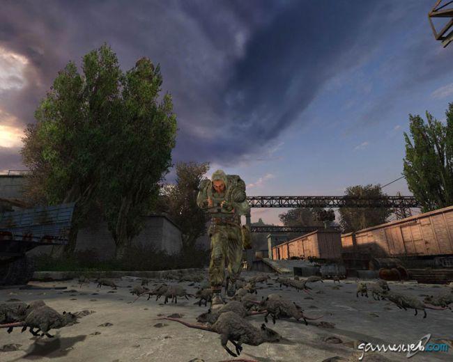 S.T.A.L.K.E.R. Oblivion Lost  Archiv - Screenshots - Bild 16
