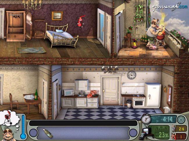 Böse Nachbarn - Screenshots - Bild 19