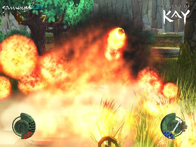 Legend of Kay  Archiv - Screenshots - Bild 9