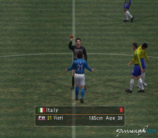 Pro Evolution Soccer 3  Archiv - Screenshots - Bild 11