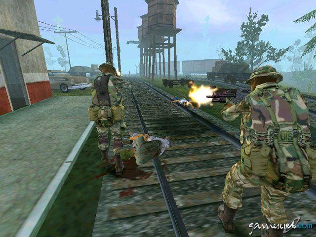 Ghost Recon: Jungle Storm  Archiv - Screenshots - Bild 48