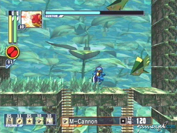 Mega Man Network Transmission - Screenshots - Bild 11