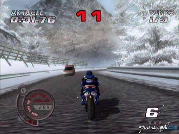 Speed Kings - Screenshots - Bild 5