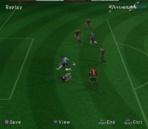 Pro Evolution Soccer 3  Archiv - Screenshots - Bild 18