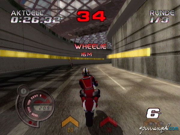 Speed Kings - Screenshots - Bild 4