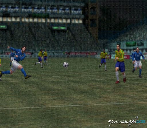Pro Evolution Soccer 3  Archiv - Screenshots - Bild 8